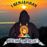 I Benjahman - Heritage In Focus ((Lion Kingdom) CD